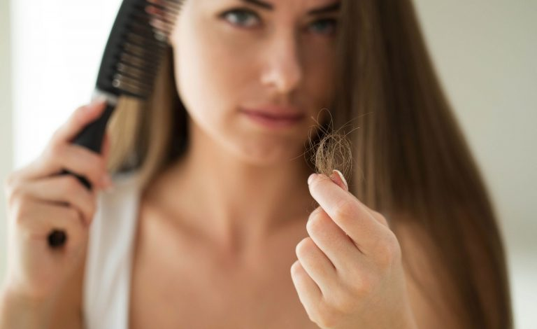 Different Reasons of Hair Loss or Hair Fall